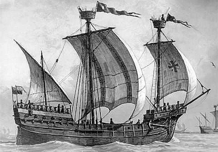 Hansekogge 1480
