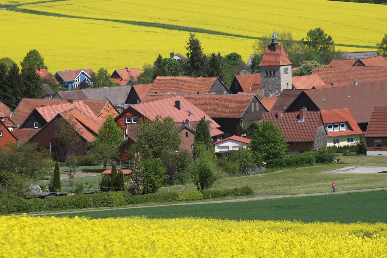 Landflucht und Demographiewandel - Heckenbeck hat Überlebensstrategien entwickelt.