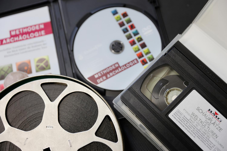 Altertumswissenschaftliches Filmarchiv: Sammlung Stern