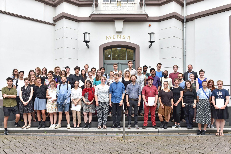"""23 studentische Projekte wurden in der zwölften Runde des Wettbewerbs """"Kreativität im Studium"""" an der Universität Göttingen prämiert."""