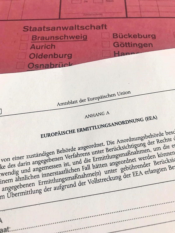Forscherinnen und Forscher aus Göttingen untersuchen die Folgen der Europäischen Ermittlungsanordnung.