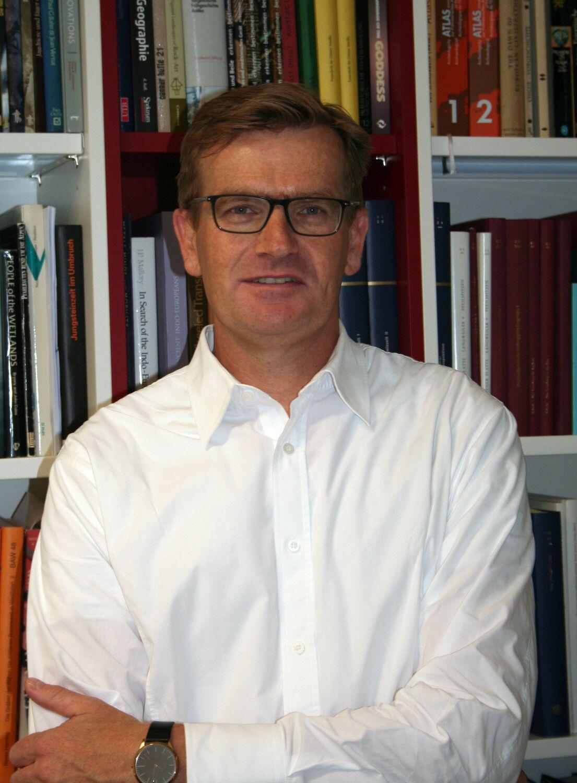 Professor Lorenz Rahmstorf