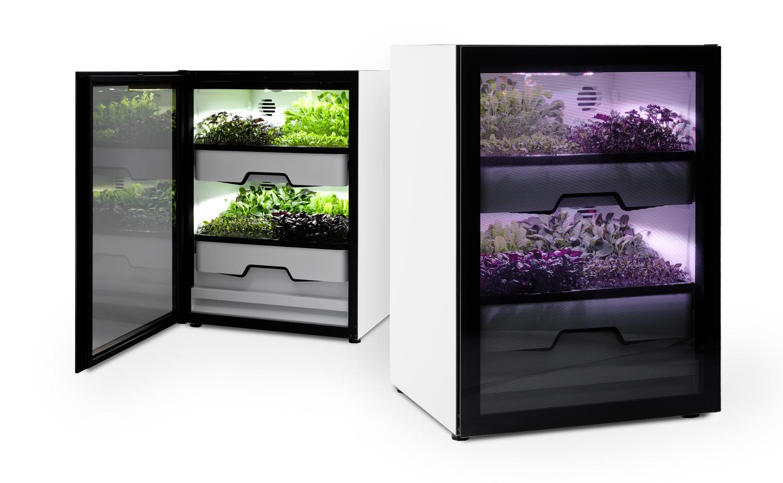 Kleines kühlschrankgroßes Gerät für den Privatgebrauch