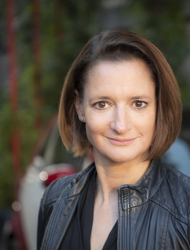 Hält die Keynote auf der ersten Göttinger Alumnae-Konferenz: Katrin Adt, Alumna der Rechtswissenschaften und Top-Managerin bei der Daimler AG.