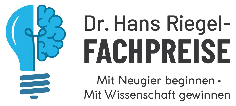 Logo der Dr. Hans Riegel-Fachpreise