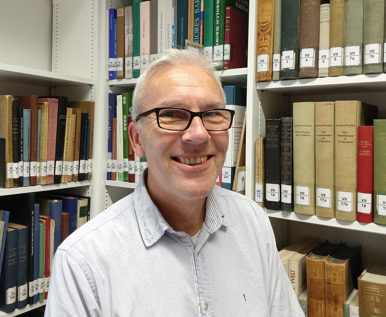 Professor Thomas Terberger
