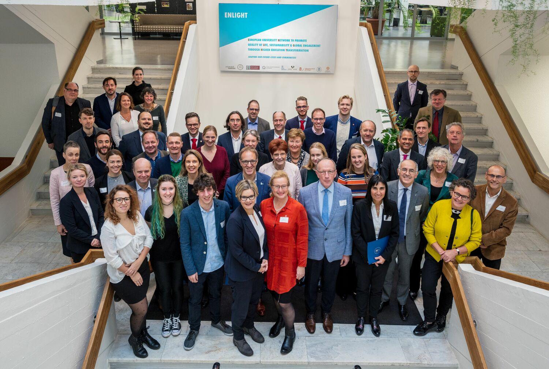 Das Netzwerk will durch eine Veränderung der europäischen Hochschullandschaft unter anderem Nachhaltigkeit und globales Engagement fördern.