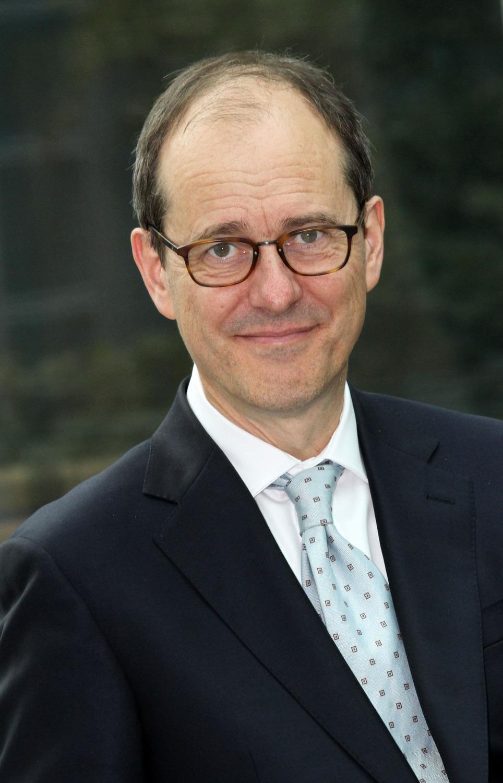 Sir Sebastian Wood, britischer Botschafter in Deutschland