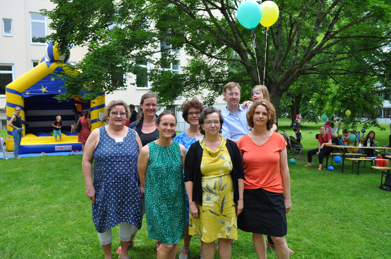 Seit zehn Jahren bietet die Universität Göttingen in Kooperation mit der Kindertagespflege Göttingen e.V. ihren Studierenden und Beschäftigten flexible und bedarfsorientierte Lösungen zur Kinderbetreuung an.