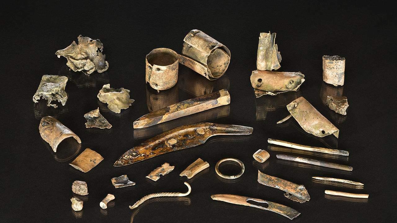 Bronzezeitliches Geld in ganz Europa: Metallfragmente aus dem
