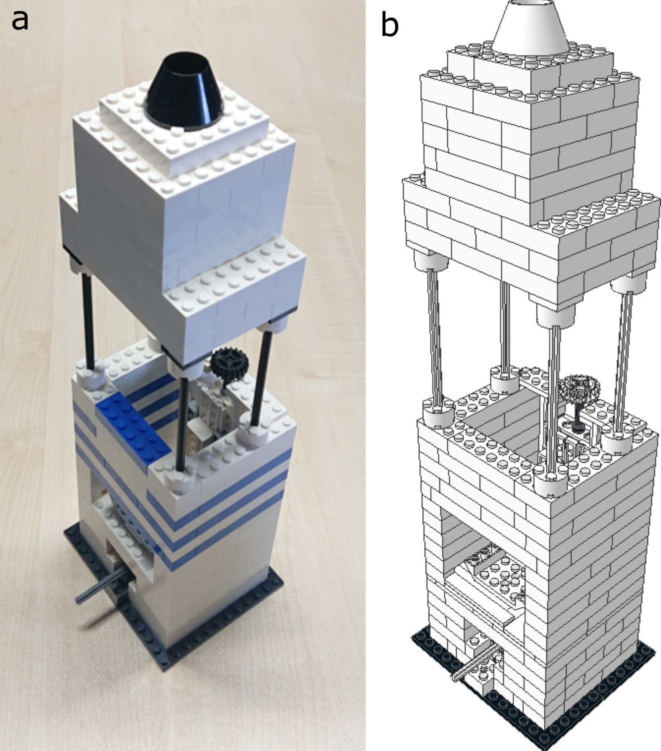 Researchers produced instructions for building the microscope in several languages: https://github.com/tobetz/LegoMicroscope