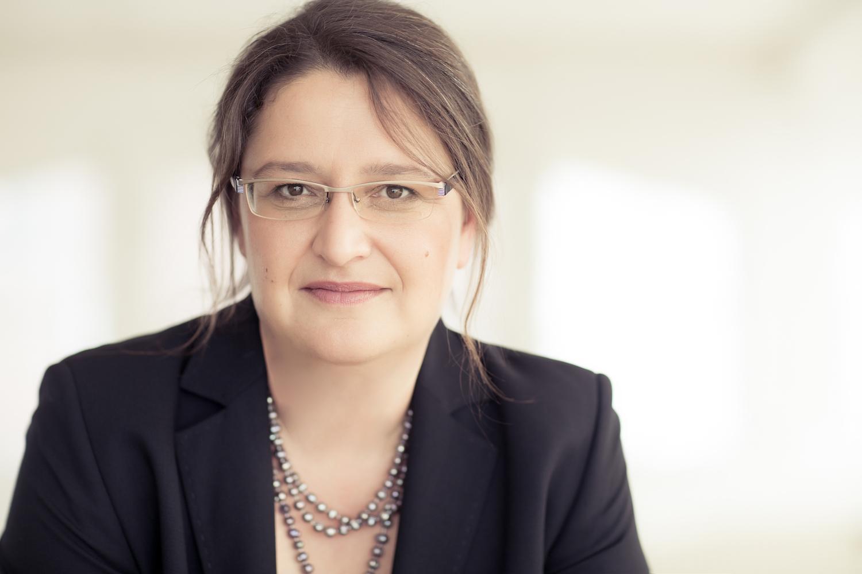 Festrednerin beim Alumni-Tag 2018 der Universität Göttingen: Petra Scharner-Wolff, Alumna und Vorstandsmitglied der Otto Group.