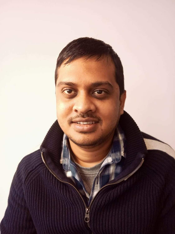 Dr. Rituparno Mandal