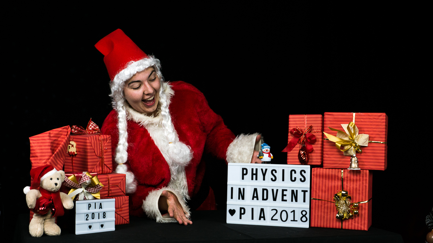 Physics in Advent