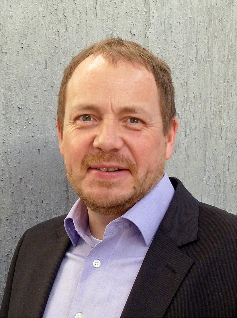 Prof. Dr. Holger Bastians