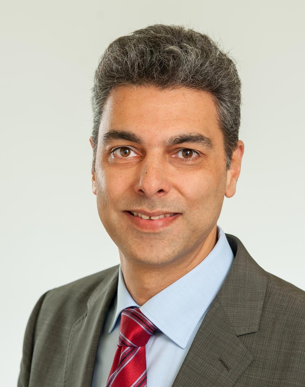 Professor Matin Qaim