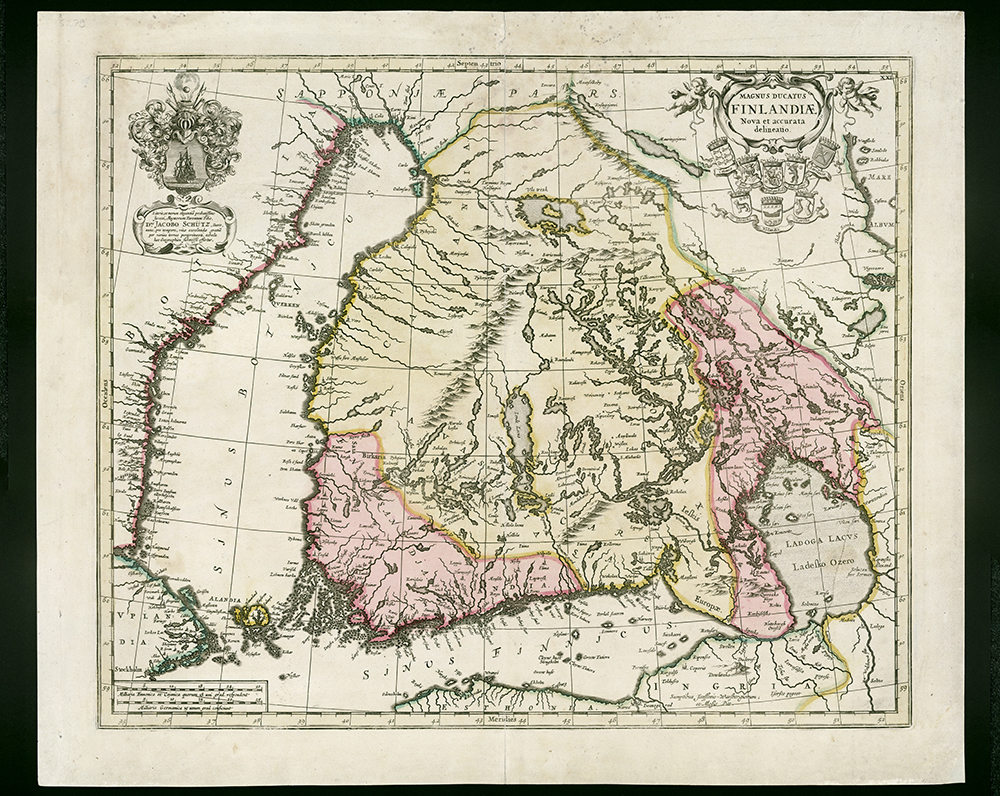 Historisches Kartenmaterial