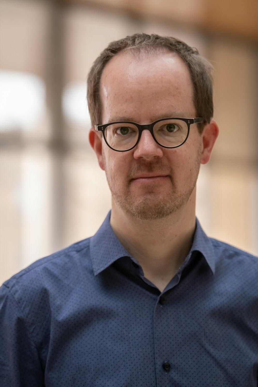 Von der Universität Göttingen für eine Alexander von Humboldt-Professur nominiert: Dr. Jan Huisken.