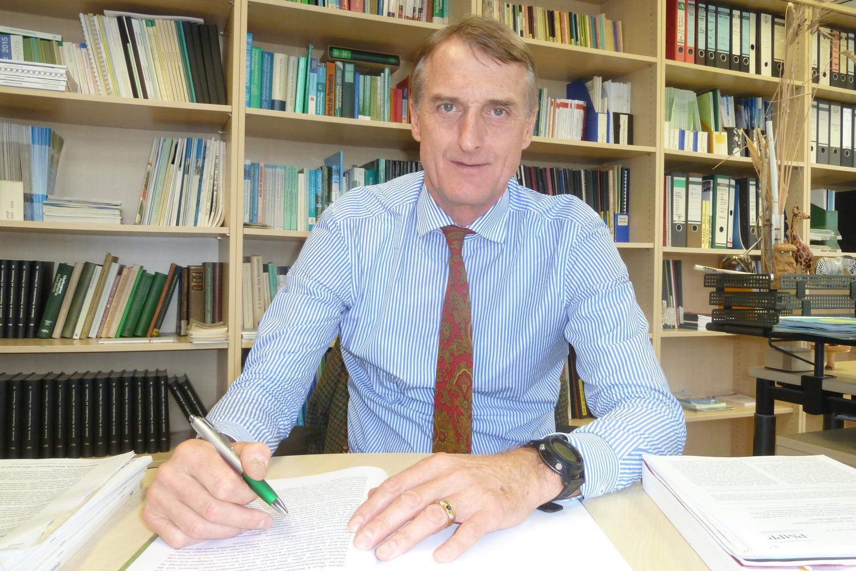Professor Andreas von Tiedemann