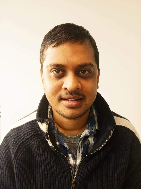 Dr Rituparno Mandal