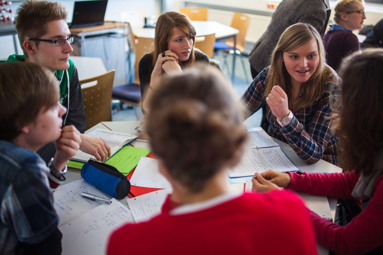 """Das Bundesministerium für Bildung und Forschung (BMBF) fördert das """"Schlözer Programm Lehrerbildung"""" der Universität in einer zweiten Förderphase von 2019 bis 2023 mit insgesamt gut 2,5 Millionen Euro."""