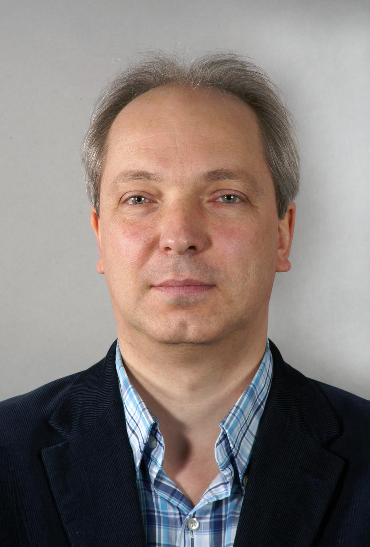 Prof. Dr. Gernot Arp